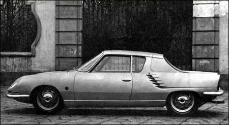 Alfa Romeo Dauphine Michelotti (4)
