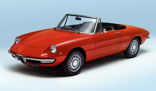 alfa romeo spider coda longa 1966 1969 l 39 automobile ancienne. Black Bedroom Furniture Sets. Home Design Ideas