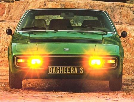Matra Bagheera S (1)