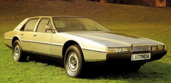 Aston Martin lagonda Serie 2 (2)
