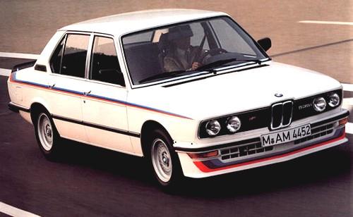 BMW Serie 5 E12 m535i (1)