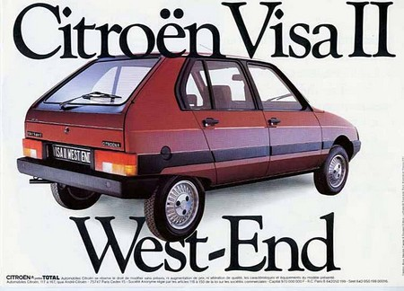 Citroën Visa West-End (1)