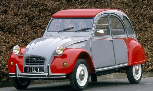citro u00ebn 2cv dolly  1985