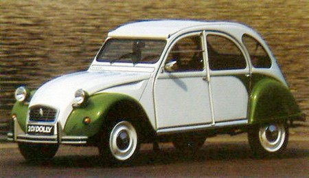 Citroen 2CV Dolly (v)