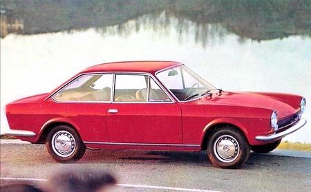 Fiat 124 coup l 39 automobile ancienne - Fiat 124 coupe sport fiche technique ...