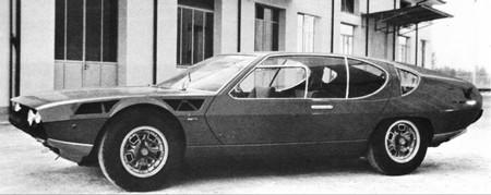 Lamborghini Espada prototyp (1)