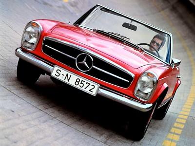 Mercedes 280SL R113 (2)