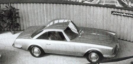 Mercedes-Benz 230SL Pininfarina (8)