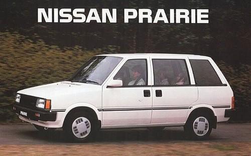 Nissan Prairie (1)