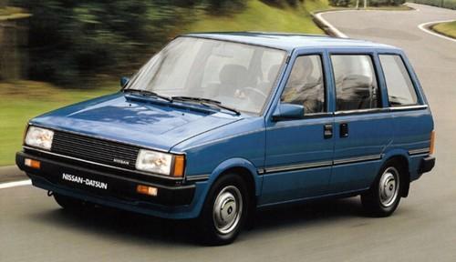 Nissan Prairie (5)