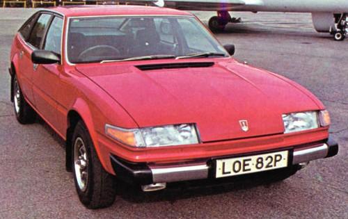 Rover SD1 (1)