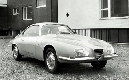 Alfa Romeo 2600 SZ prototype 1