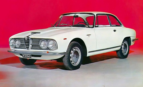 Alfa Romeo 2600 Sprint (1)