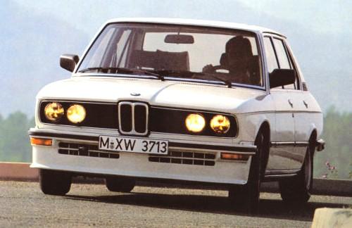 BMW E12 535i (3)