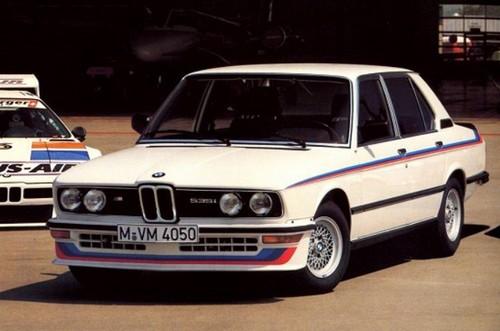 BMW E12 535i (4)