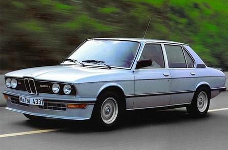 BMW E12 535i (6)