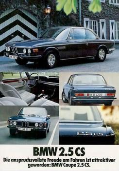 BMW E9 2.5CS