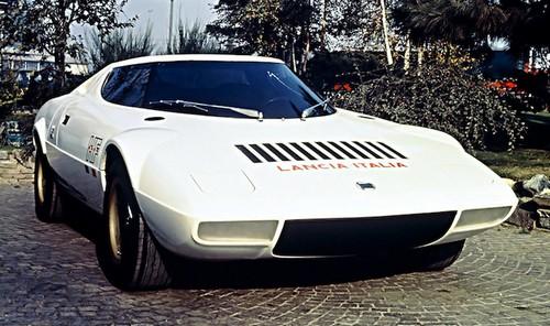 Lancia Stratos Concept 1971 (1)