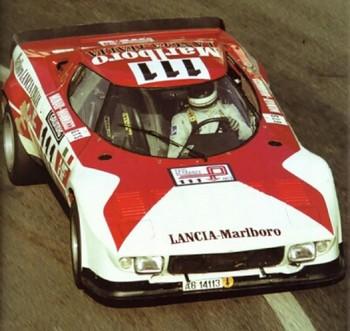 Lancia Stratos HF tdf1973