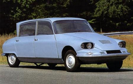 Citroën c l automobile ancienne