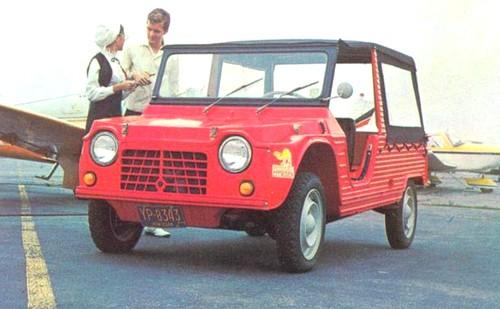citro n mehari us 1970 1971 l 39 automobile ancienne. Black Bedroom Furniture Sets. Home Design Ideas
