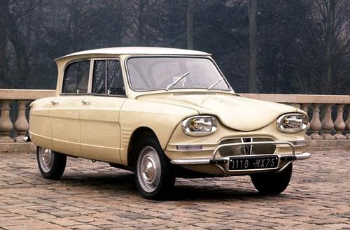 citro n ami6 1961 1969 l 39 automobile ancienne. Black Bedroom Furniture Sets. Home Design Ideas