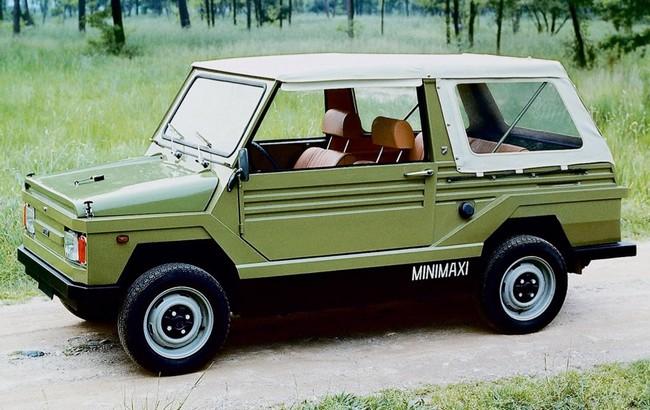 Fiat Minimaxi Moretti