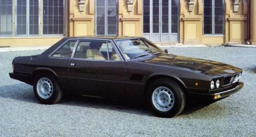 Maserati Kyalami (1)