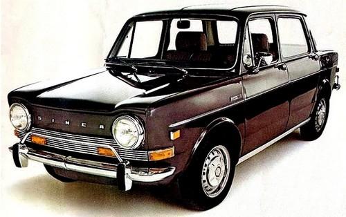 Simca 1118 (1a)
