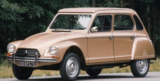 Citroën Dyane (1)