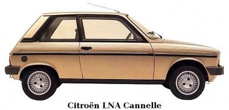 Citroën LNA Canelle