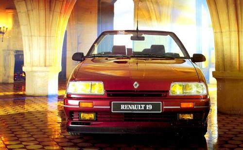 Renault 19 cabriolet (1)