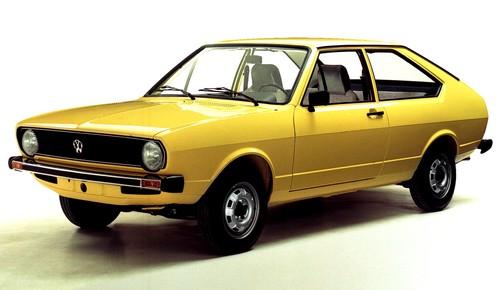 Volkswagen Passat B1 2p (1)