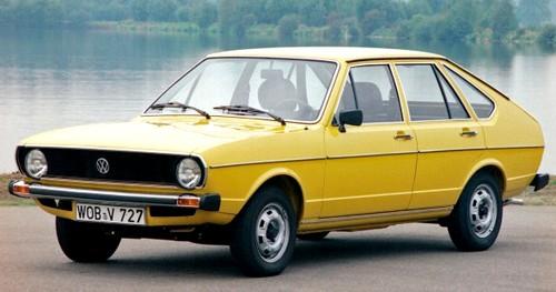 Volkswagen Passat B1 (3)