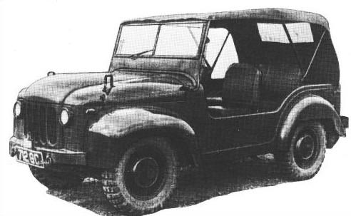 Wolseley Mudlark FV1800