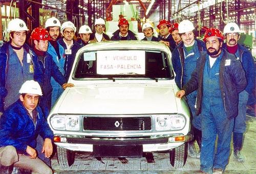1978 - palencia primera coche