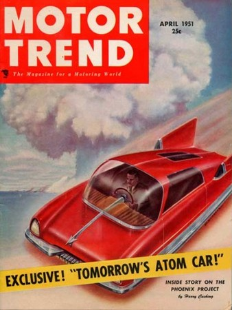 motor trend - nuclear car dream