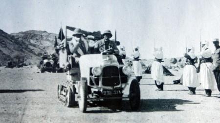 Citroën croisière des sables 1922 (2)