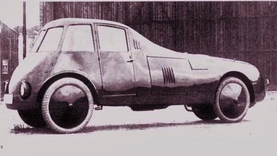 Persu experimental car (1)