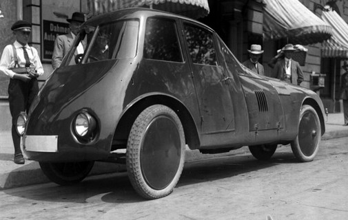 Persu experimental car (2)