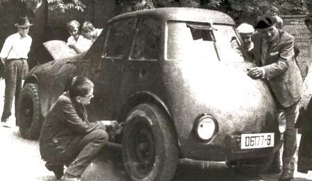 Persu experimental car (4)