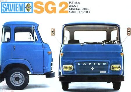 Saviem SG2 1967 (1)