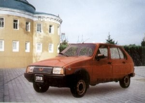 Wuling LZW 7100 - Citroën Visa (3)