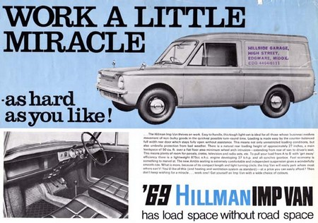 Hillman Husky Van (1)