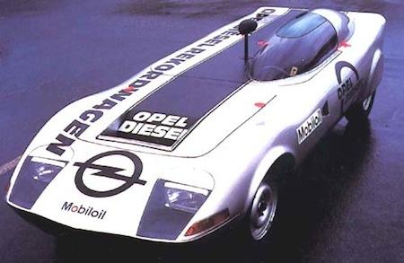 Opel GT Diesel (a)