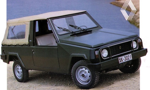 Renault Farma S 1983