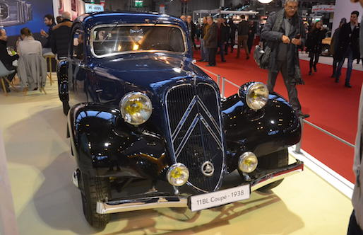 Citroën Traction 1