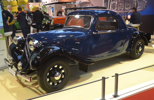 Citroën Traction Coupé (2)