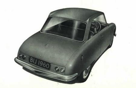 Citroën 2CV Bijou (a)