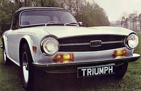 Triumph TR6 (a)